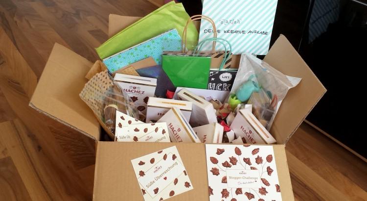 hachez chocolade blogger challenge