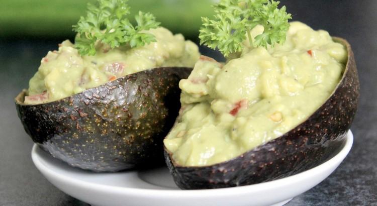 Bild von einer Guacamole